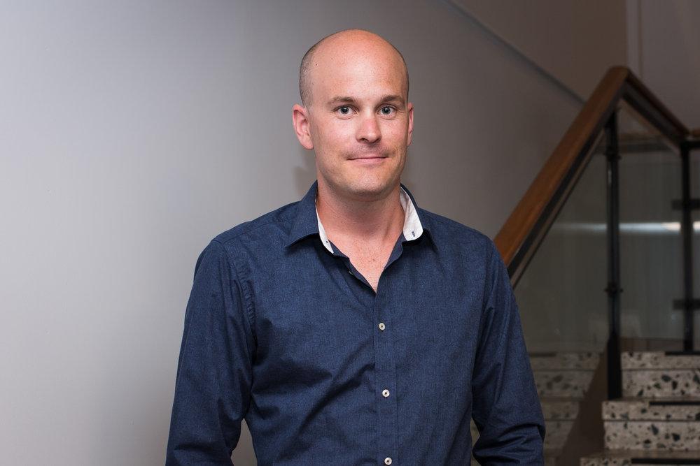 Prosjektsjef Mats Berg Askildsen i Future Production.
