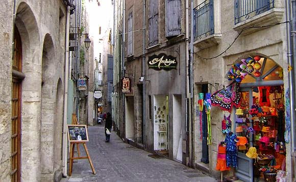 Pézenas  - The medieval city of Pézenas, where Molière once lived, is a just a 7 minute drive away.