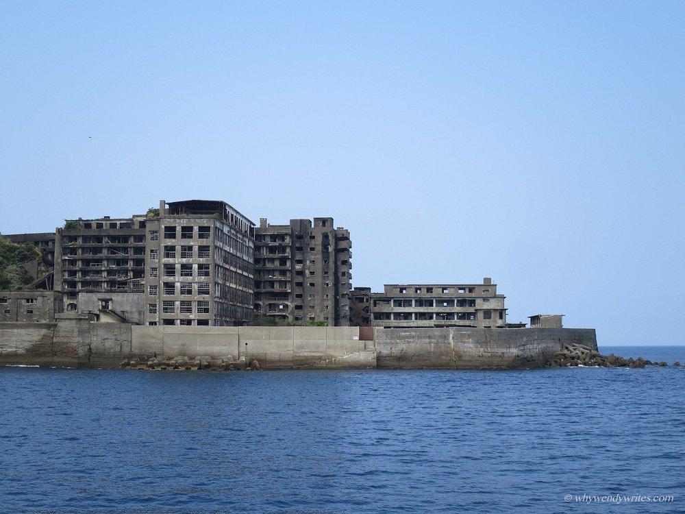 Nagasaki's Hashima (Battleship Island)