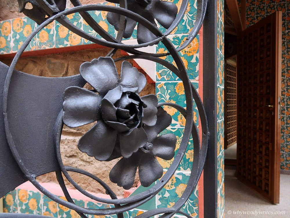BarcelonaGaudi's Casa Vicens - An exclusive tour