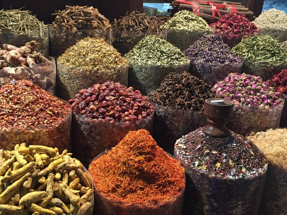 Postcard from Spice Souq -