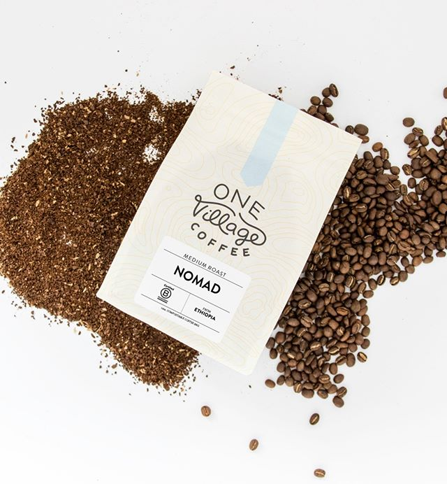 Are you celebrating the joy of spring with this fruit bomb of a medium roasted coffee? I simply can't get enough of Nomad both hot and cold.⠀⠀⠀⠀⠀⠀⠀⠀⠀ .⠀⠀⠀⠀⠀⠀⠀⠀⠀ The latest version of Nomad features a dynamic duo of Ethiopian coffees. A natural processed coffee from Ethiopia Gera brings a syrupy sweetness and richness, while a washed coffee from Ethiopia Kochere YirgZ contributes a bright zestiness. With their powers combined, these two coffees build a deep, complex flavor profile reminiscent of a tropical punch.⠀⠀⠀⠀⠀⠀⠀⠀⠀ .⠀⠀⠀⠀⠀⠀⠀⠀⠀ Hands down this is one of our favorites when making Cold Brew or Drip over Iced coffee! Let us know what you think once you give it a try...bottoms up.⠀⠀⠀⠀⠀⠀⠀⠀⠀ .⠀⠀⠀⠀⠀⠀⠀⠀⠀ .⠀⠀⠀⠀⠀⠀⠀⠀⠀ .⠀⠀⠀⠀⠀⠀⠀⠀⠀ .⠀⠀⠀⠀⠀⠀⠀⠀⠀ #coffeefordays #coffeeforthepeople #seedtocup #coffeejourney #coffeetogether #coffeeculture #morningjoe #coffeevibes #morningritual #summerdays #weekendvibes #thehappynow #livethelittlethings #dailymotivations #baristadaily #coffeeislife #abeautifulmess #thatsdarling #petitejoys #onsale #feelfreefeed #nothingisordinary #realsimple #flashesofdelight #inspiremyinstagram #seekthesimplicity #tastingtable #huffposttaste #theartofslowliving #slowbrew