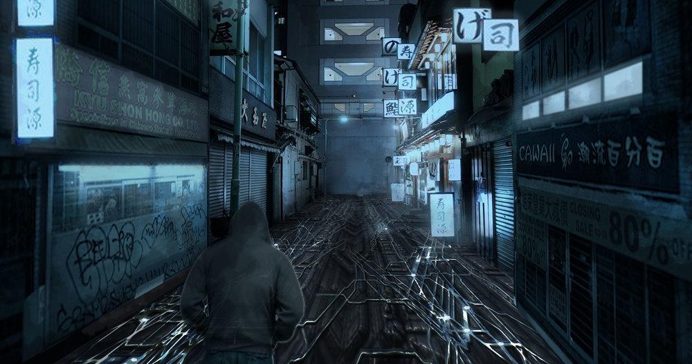 FOLDING CITIES -