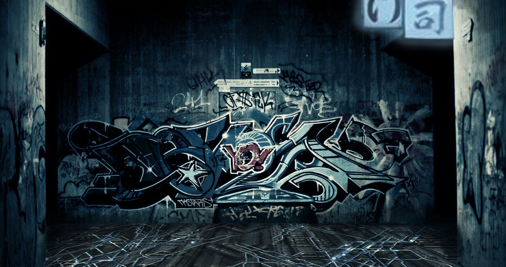 3rd Space Graffiti