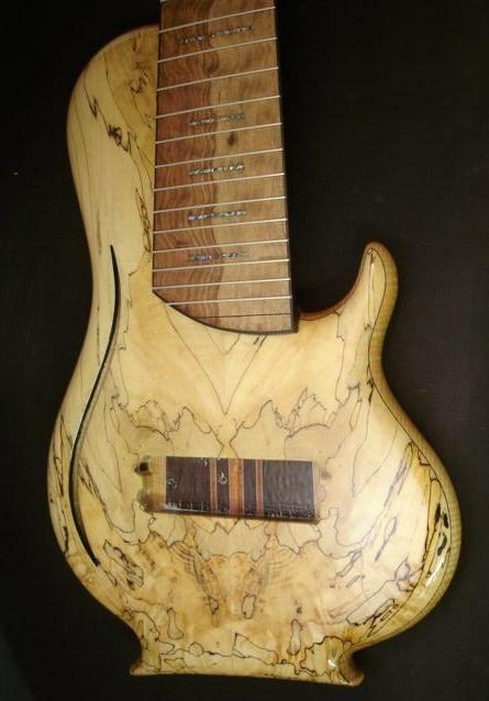 Custom Extended Range Si Bass