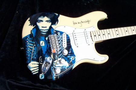 Gered Mankowitz - Authentic Hendrix
