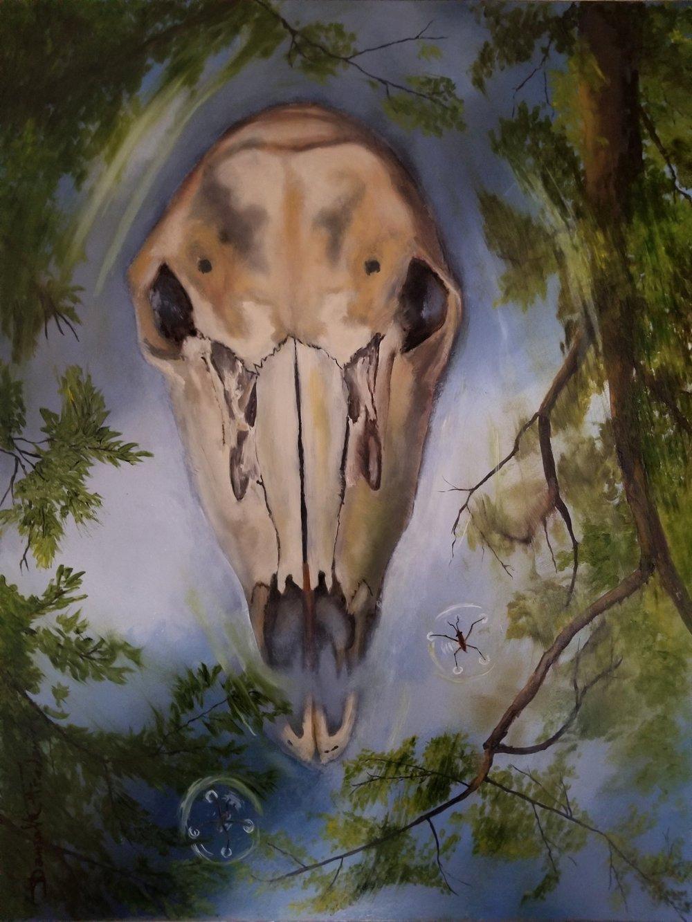 """""""Nature's Reclaim"""" - Miraculous Swamp Series"""