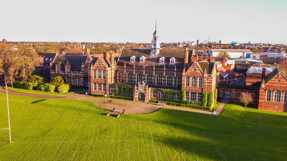 Situated just a mile from the centre of Hull, our beautiful grounds cover 45 acres, with first-class buildings and facilities. - Within our first-class campus, we have a specialist Art and Design Centre, ICT Centre, theatre, state-of-the-art Stephen Martin Music School with individual music lesson rooms, recently refurbished science laboratories, lecture rooms and an award-winning, newly built Learning Resource Centre.