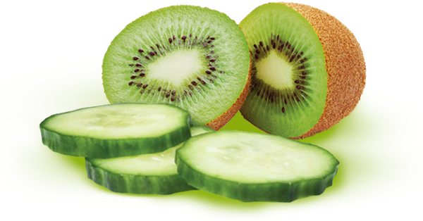Natural Kiwi + Cucumber Flavors