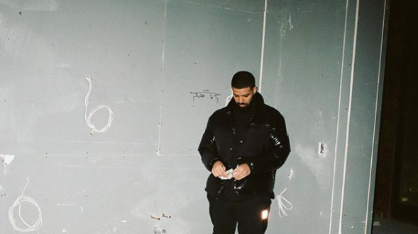Drake, courtesy of his instagram account @champagnepapi