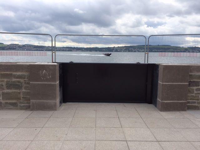 1st Defence Flood Gate