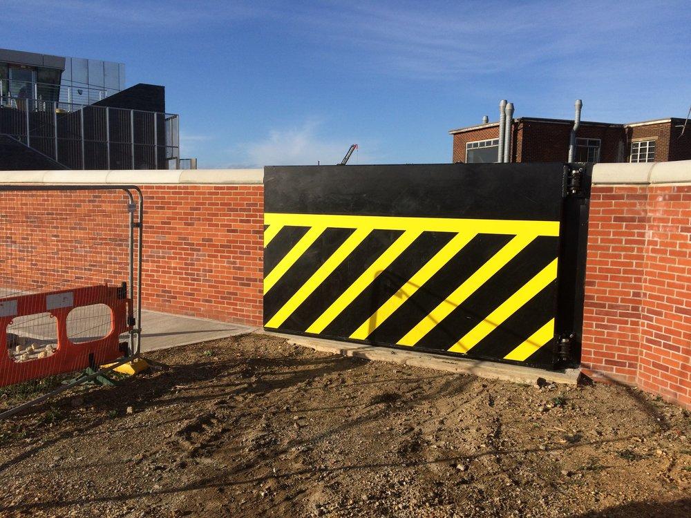 1st Defence Flood Gate 1