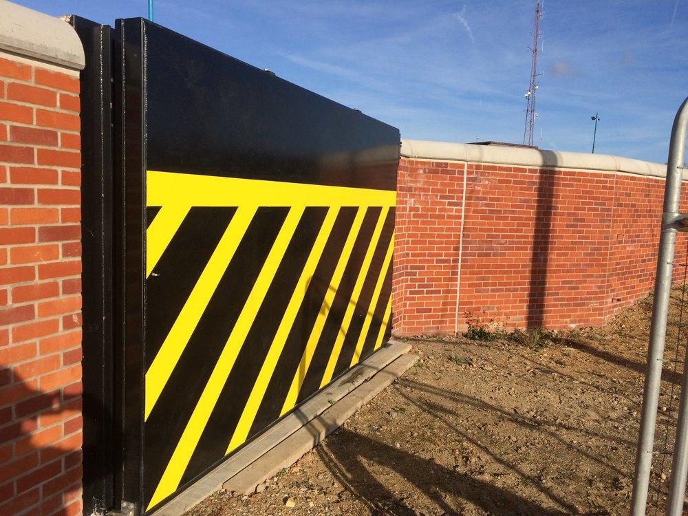 1st Defence Flood Gate 3