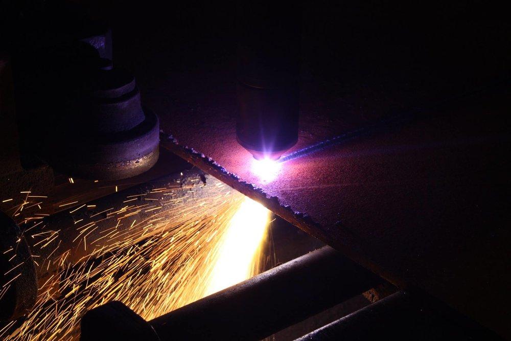 1st Defence Plasma Cutter