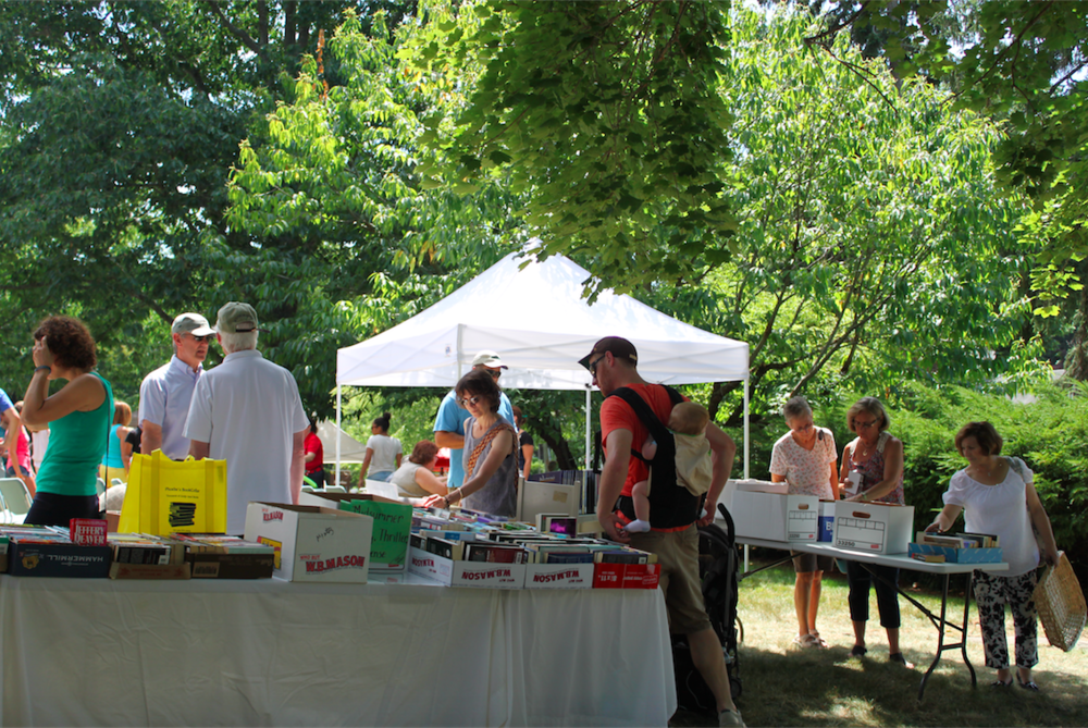 Phoebe's BookCellar Book Sale - Beyond the Festival there's more to do (and you can walk or our shuttle bus will take you there!) The annual book sale at the Old Lyme-Phoebe Griffin Noyes Library is the perfect place to find a
