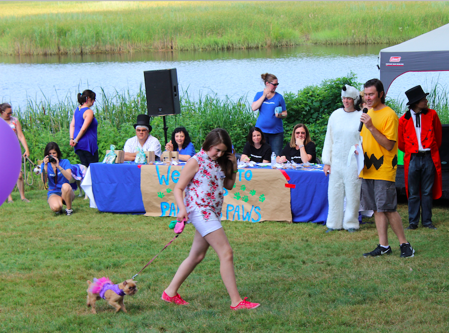 Parading Paws Dog Show - Which dog will win for Best Smile? Best Trick? Best Costume? Presented by Vista Vocational Life Innovations. Does your pooch have what it takes? This year registration takes place from 10-10:30 am. Judging begins at 10:45am. On the grounds of the Florence Griswold Museum.