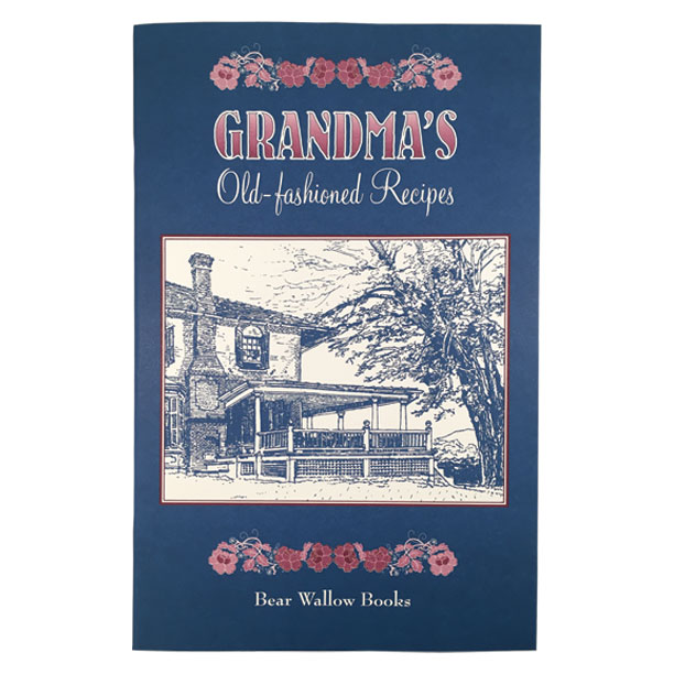 Grandma's - Grandma's Old-Fashioned RecipesMany favorite family recipes originated when Great Grandma relied on the garden or root cellar to plan the next meal. Others came from far-away lands with our immigrant ancestors. 71 treasured recipes, passed down from one generation to the next, include soups, salads, meats, vegetables, breads and desserts.