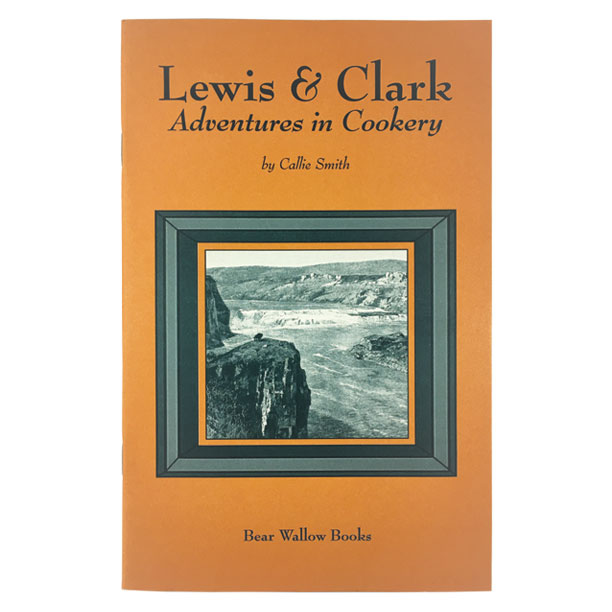 Louis & Clark - Louis & Clark: Adventure in CookeryPresident Thomas Jefferson's hopes were fulfilled when Lewis and Clark returned home with plants, seeds and information about the west. This new book tells of their adventure and the foods they eat and brought back to share with a growing population, many of which we enjoy today. Some of the 46 recipes may be too rustic for modern tastes, but the story is fascinating.