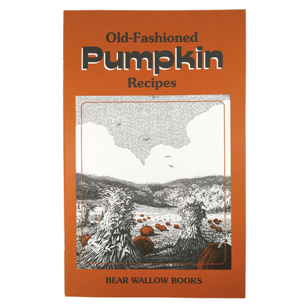 Pumpkin - Old-Fashioned Pumpkin RecipesHistorical night notes describe how pumpkins have fed many generations of Americans in the past and tell how to prepare fresh pumpkin pulp. Several recipes for pumpkin pies are included in the 61 recipes, as well as breads, cookies & cakes, puddings, ice cream and other treats, roasted pumpkin seeds and pumpkin preserves. Party treats include taffy apples & spiced cider.