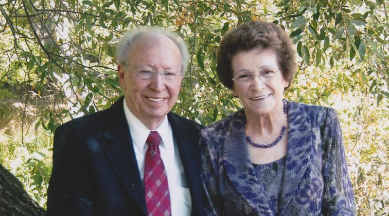 Wayman & Nelda Mitchell