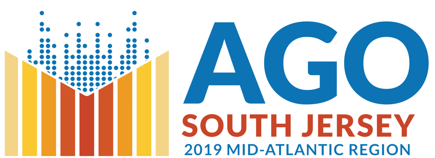 Performers and Presenters — AGO 2019 Mid-Atlantic Regional Convention