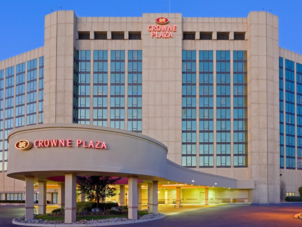Crowne Plaza - 2349 Marlton Pike WestCherry Hill, NJ 08002WebsitePhone: (856) 665-6666