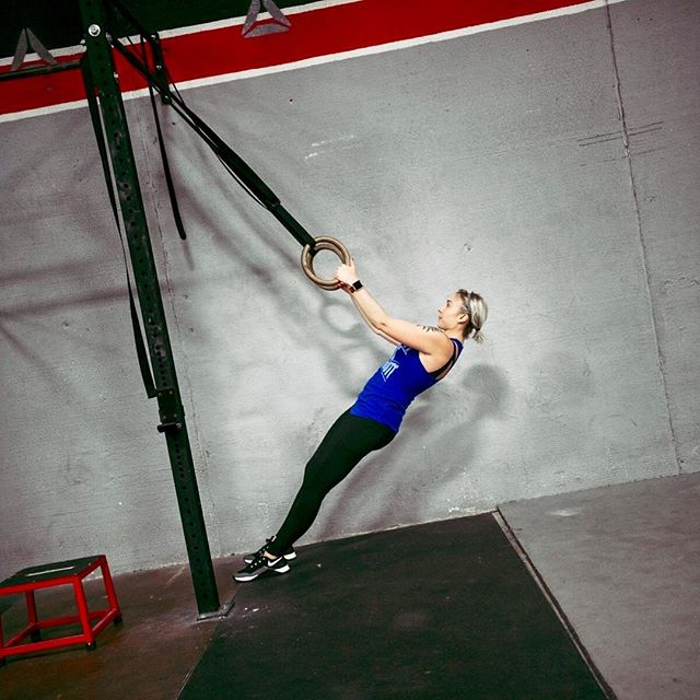 Halfway through the week! Hang in there! . And remember, results happen over time. Not overnight. Work hard, stay consistent and be patient.  _____________________________________________ 📸: @west_ashe . #ashevillefitness #828isgreat #asheville #crossfit #consistency #crossfitgirls #weightlifting #community #workout #motivation #fitfam #powerlifting #lifestyle #reebok #avlfit #goals #summitcrossfit #betterthanyesterday #avltoday