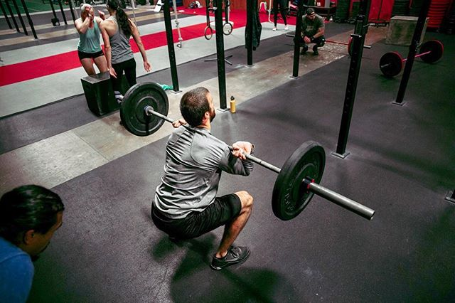 Tonight's barbell class is with coach @naterade85 at 6 p.m. He will be going over the Clean and other movements to make your Clean & Jerk  tip top. Why wouldn't everyone take advantage of this class? It's already included in your membership! Get some extra barbell practice in a small group environment and watch yourself progress from class to class! . Not a Summit Crossfit member yet? Your first class is FREE! Give us a call! . .  _____________________________________________ 📸: @west_ashe . #ashevillefitness #828isgreat #asheville #crossfit #consistency #crossfitgirls #weightlifting #community #workout #motivation #fitfam #powerlifting #lifestyle #reebok #avlfit #goals #summitcrossfit #betterthanyesterday #avltoday