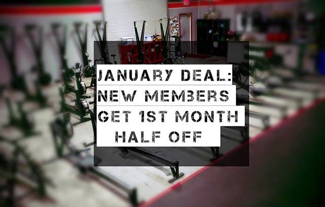 Have you been on the fence about trying CrossFit? Then what better time to join Summit Crossfit than now! Through the month of January, we will offer any new members half off on their first month's membership! Contact us at 828-242-4258 to take advantage of this awesome opportunity! Deal ends January 31st. . _____________________________________________ 💪🏽 . #ashevillefitness #828isgreat #asheville #crossfit #consistency #crossfitgirls #weightlifting #community #workout #motivation #fitfam #powerlifting #lifestyle #reebok #avlfit #goals #summitcrossfit #betterthanyesterday #avltoday #crossfittraining #spartanracetraining