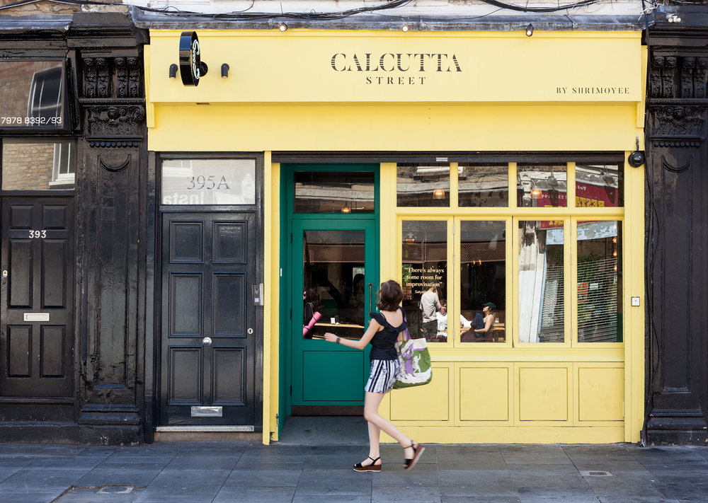 Calcutta Street, Brixton, London, UK