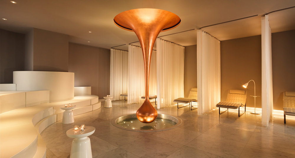 Tear Drop, Mondrian Hotel Spa, Southwark, London, UK