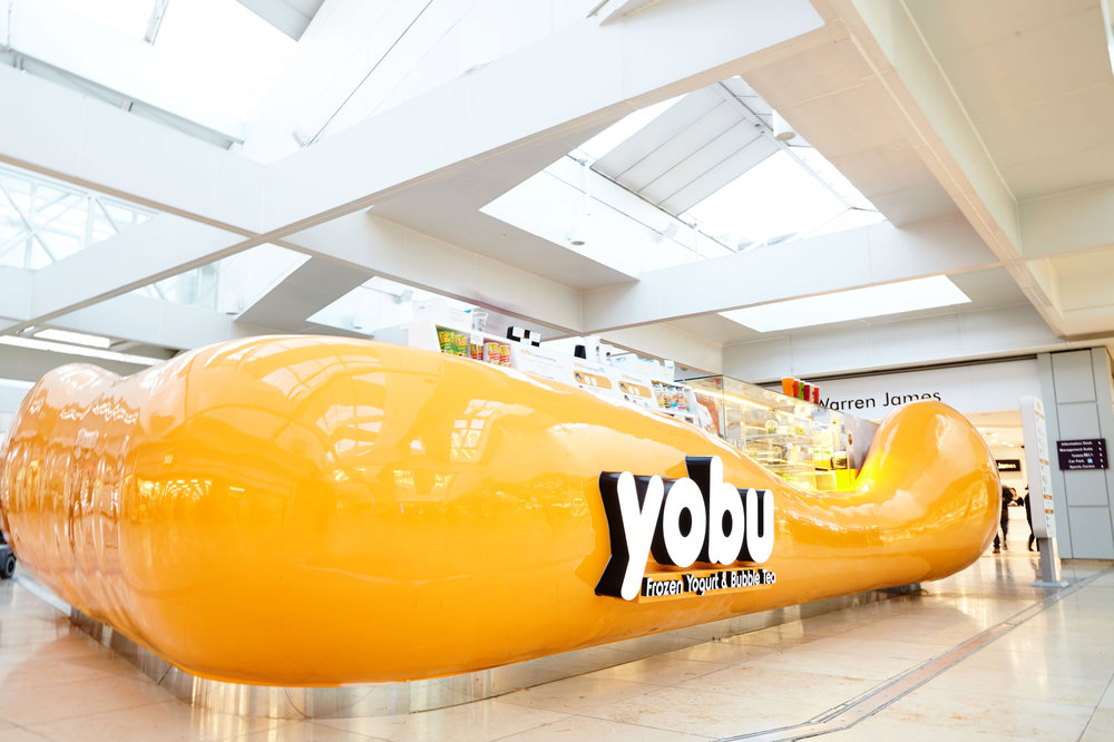 Yobu Kiosk, Basingstoke, UK