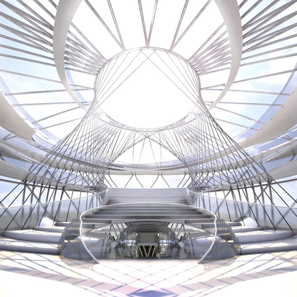 Babylon Tower proposal, New York