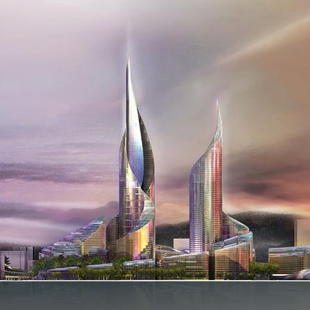 Seoul Towers proposal, Korea