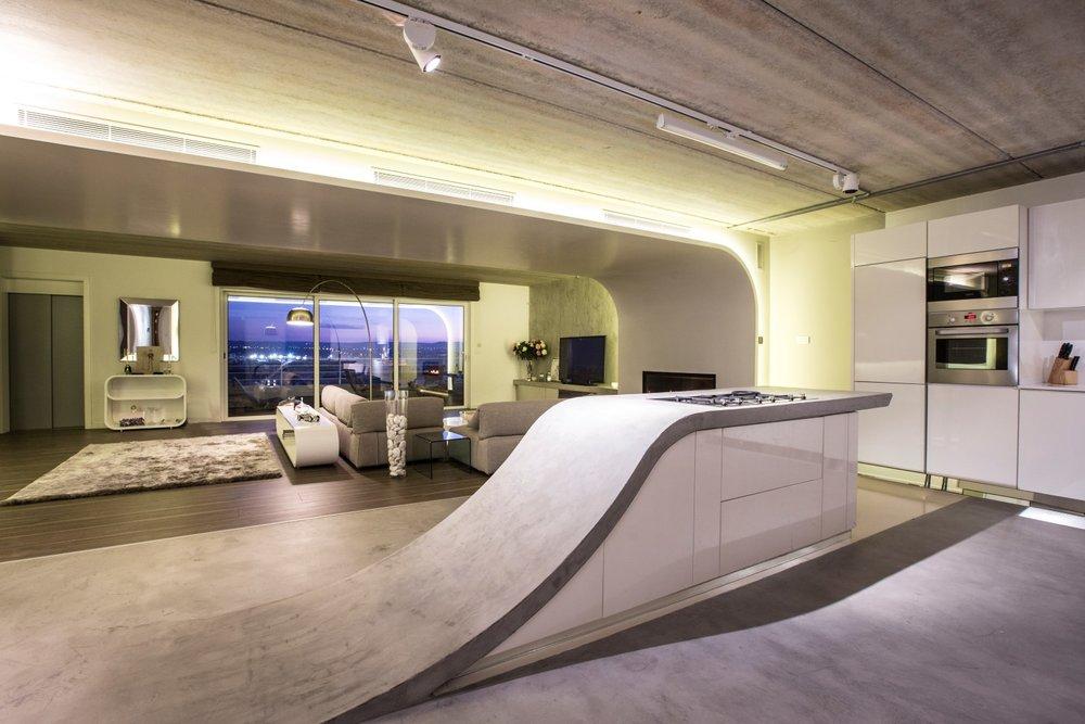 Penthouse Apartment, Birkirkara, Malta
