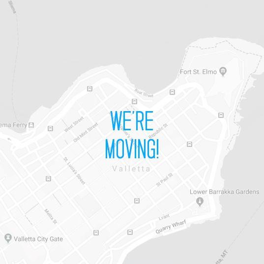 malta Studio - Our Malta studio is moving to Valletta!Please note our temporary mailing address: Frendo Advisory, 41 St. Christopher's Street, Valletta, Malta+356 27 780 673