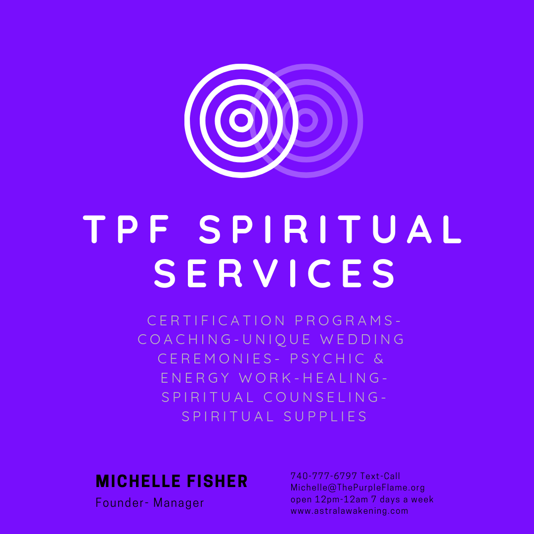 Tpf Spiritual Services