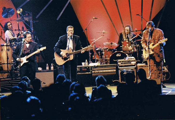 w/Glenn Frey & Joe Walsh