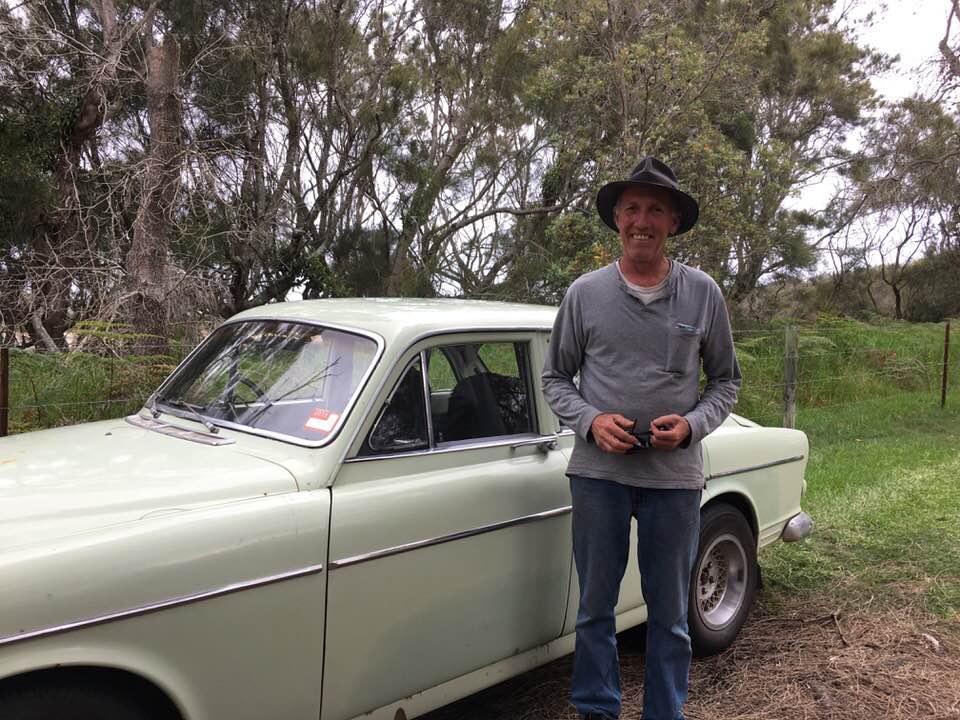 Daniel Lafferty, Australia