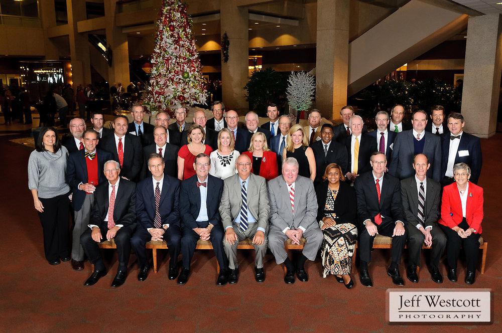 Jacksonville Bar Association annual judicial portrait