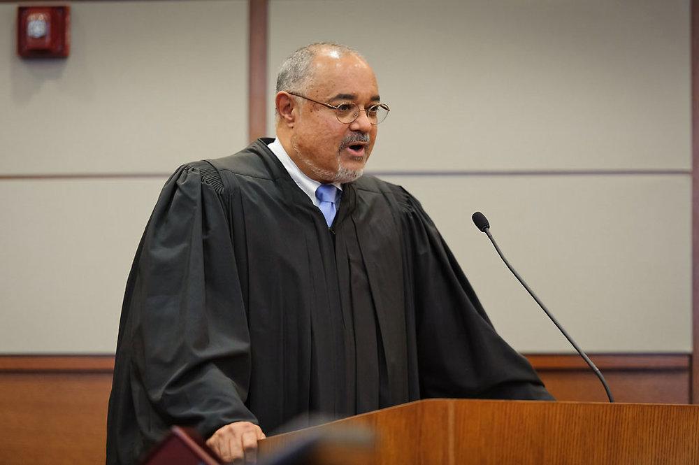 U.S. District Court Judge Brian Davis
