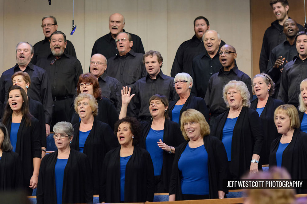 First Baptist Choir