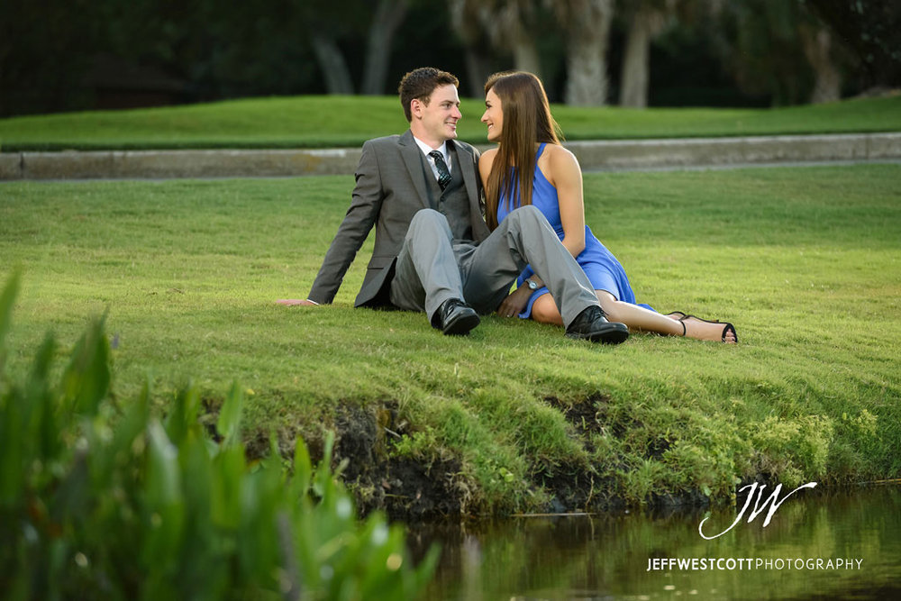 engagement Jacksonville wedding photographer