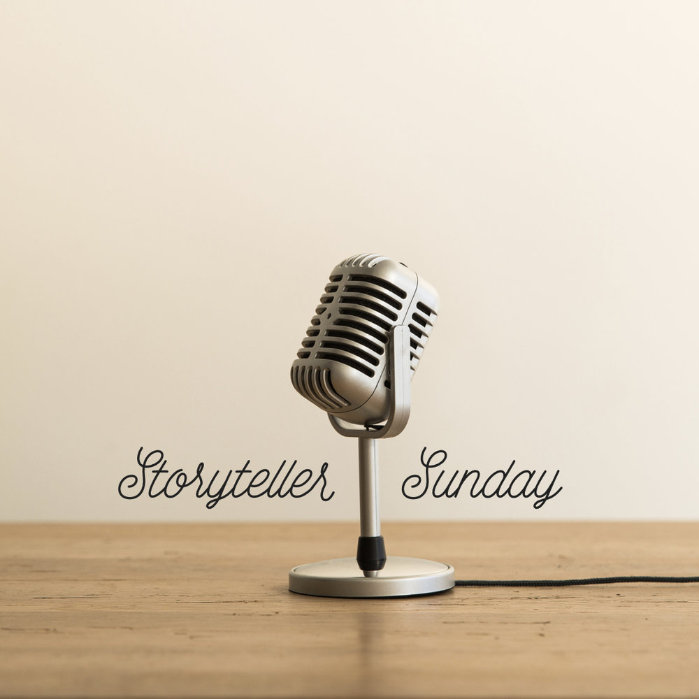 Storyteller Sunday
