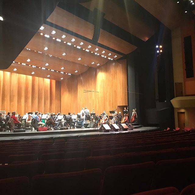 Rehearsed this morning with the #louisvilleorchestra  I'm excited about the concert this Saturday. Hope to see you there. For more info, click on the link. https://louisvilleorchestra.org/concert/classics-kentucky-classics-festival-american-music-1/ . . . #louisvillemusician  #louisvillemusic  #louisvillelove
