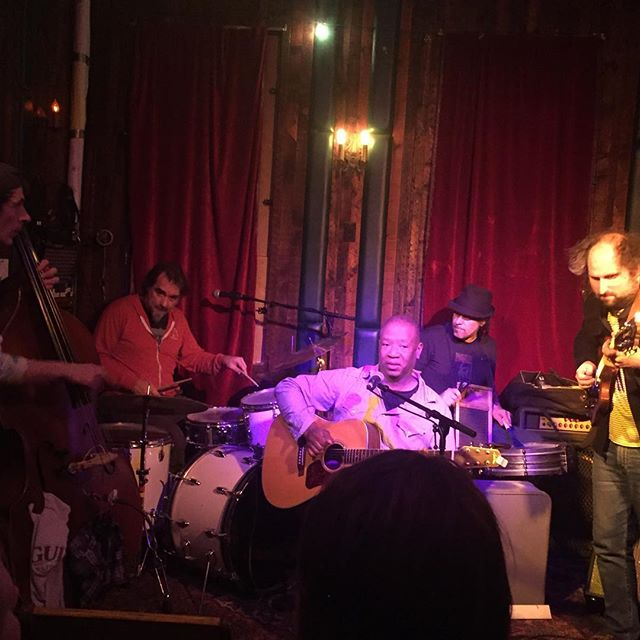 A wonderful evening! #theowlmusicparlor In Brooklyn is a really special room to play in. Thanks, everyone. . . . #wildgoats #brooklynlivemusic #livemusic #louisvillelocal #louisvillemusician