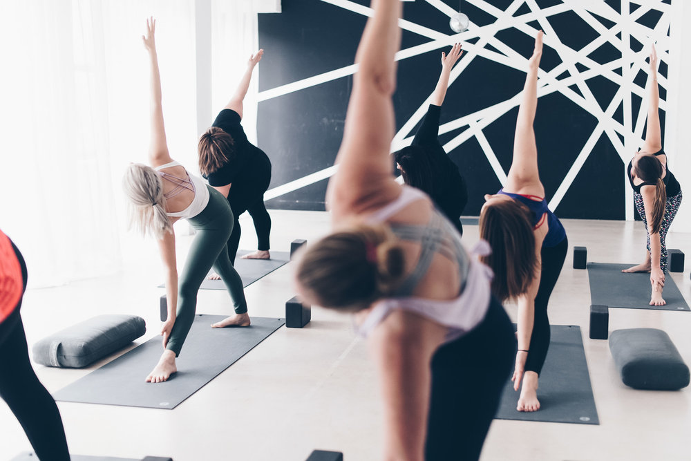 You Come To Us. - With two locations in the Chicago Loop, we make corporate wellness accessible regardless of your office square footage. Whether it's a one-time event, fundraiser, appreciation day, health fair, or yoga, fitness, mediation class, we have a space for you. We also offer Corporate Memberships and Packages, so your team can take any of our classes at their leisure.