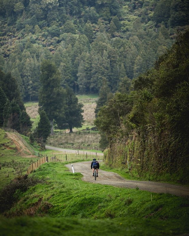 Looking forward to a weekend of riding country lanes. Photo: @cammackenziephotos. #GravelGrindin' | #NZCJ