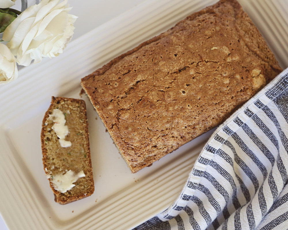 Moist and Delicious Zucchini Bread Recipe