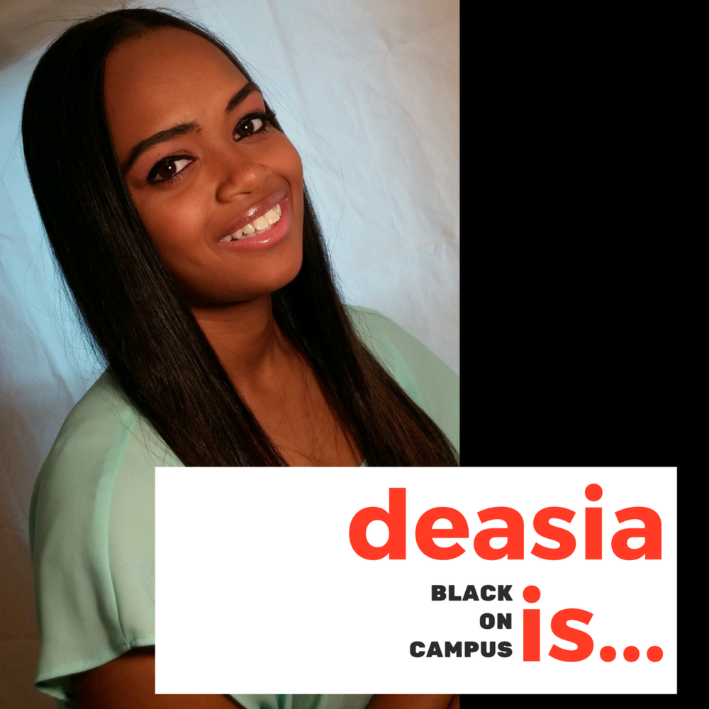 @deasia_paige   DeAsia Paige Sutgrey (preferred writing name DeAsia Paige) is an emerging journalist whose writing reflects the intersection of sports, music, culture, and black womanhood. She is a sophomore studying journalism and African and African-American studies at the University of Kansas with an expected graduation date of May 2020. Since her time at the University of Kansas, DeAsia has been involved in a couple of opportunities that have influenced her journalistic career path. She was invited to participate in undergraduate research during her freshman year with the Emerging Scholars program on campus. Her research, guided by a professor, includes the campaigns of the NAACP during the 1930's. Last summer, DeAsia landed an editorial internship with Black Girl Fly magazine in Chicago where she produced solo and joint pieces pertaining to black womanhood. She also serves as a correspondent for her university's outlet, the University Daily Kansan. Her work has been featured on Fansided, Spark Sports, Huffington Post Black Voices, and the University Daily Kansan. She also developed her own blog (deasiapaige.com) in which she writes about issues that resonate with her. Currently, DeAsia is an arts and culture correspondent for the University Daily Kansan. She also serves on the journalism student leadership board at the William Allen White School of Journalism and Mass Communications. Also, this is her second year doing undergraduate research with the Emerging Scholars program. DeAsia recently accepted a position to write for Caged Bird magazine, an online platform for minority college students.